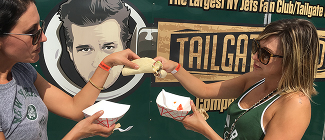 2017 NY Jets Tailgate Schedule