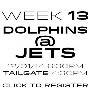 tailgatejoe 2014 season week 1