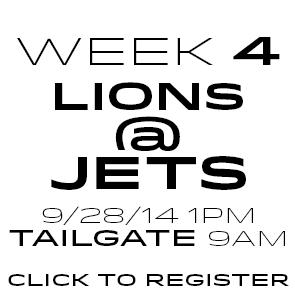 tailgatejoe 2014 season week 1
