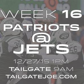 tailgatejoe 2015 ny jets eagles tailgate